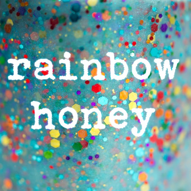 Rainbow Honey